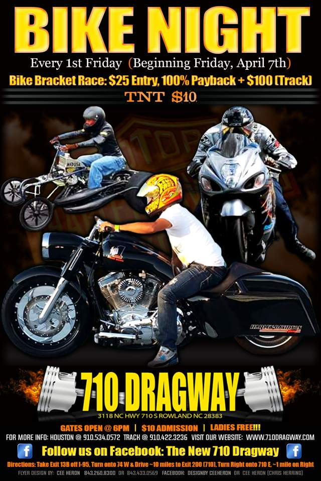 710 Dragway Bike Night (First Friday) 2017 resized