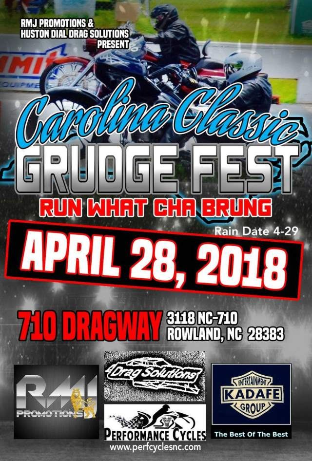 710 Dragway Carolina Classic Grudge Fest Sat, April 28th, 2018- resized