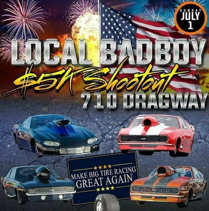 710 Dragway Lumbee Homecoming sunday 2018