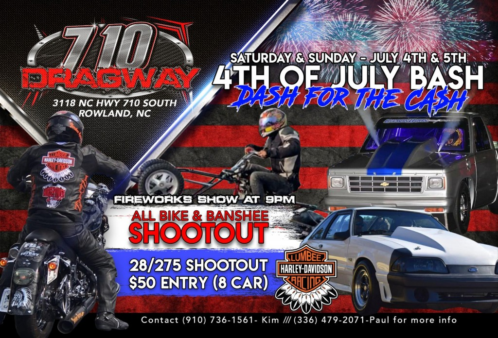 4th of July Bash (Race)